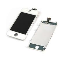 LCD iPhone 4 fehér AAA !AKCIÓS!