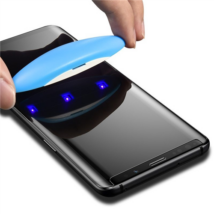 üvegfólia UV ragasztós Samsung G985 S20 Plus