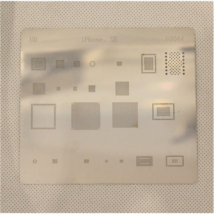 szerszám - BGA lemez iPhone SE