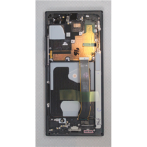 LCD Samsung N986 Note 20 Ultra 5G fekete GH82-23597A