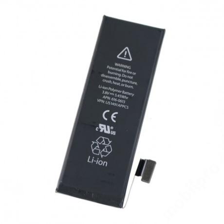 akkumulátor iPhone 5