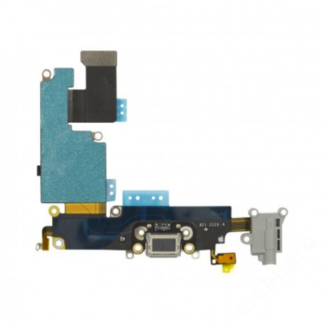 dockflex + audioflex iPhone 6 Plus fekete