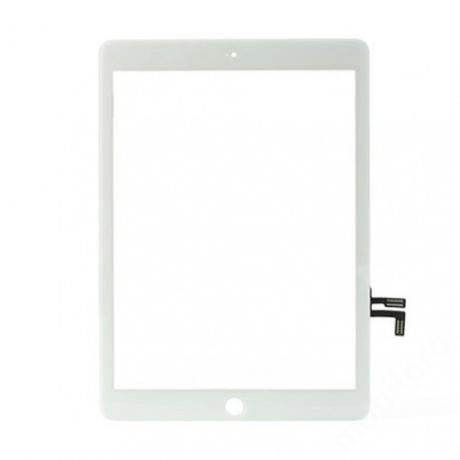 előlap iPad Air fehér