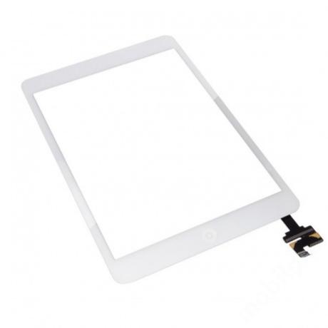 előlap iPad mini - iPad mini 2 + IC fehér