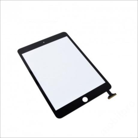 előlap iPad mini 3 fekete