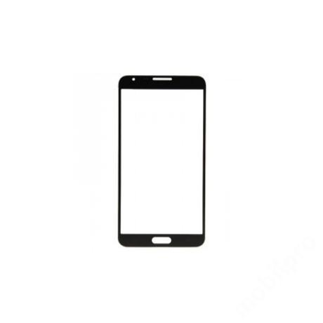 előlap üveg Samsung Note 3 Neo fekete !AKCIÓS!