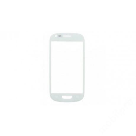 előlap üveg Samsung S3 mini fehér !AKCIÓS!