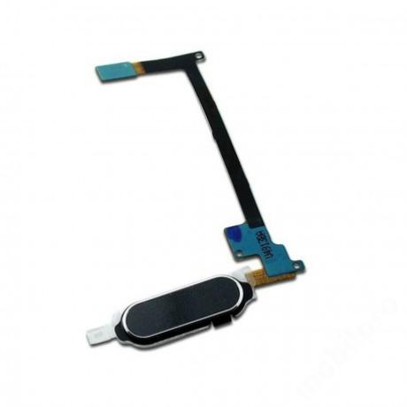 homeflex Samsung N910 Note 4 fekete + gomb !AKCIÓS!