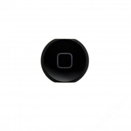 homegomb iPad Air fekete