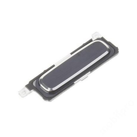 homegomb Samsung i9505 - i9500 S4 fekete !AKCIÓS!