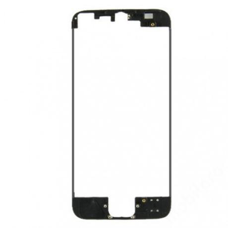 LCD keret iPhone 5 fekete !AKCIÓS!