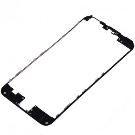 LCD keret iPhone 6 Plus fekete !AKCIÓS!