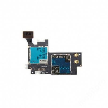 sim és memóriakártya olvasó Samsung N7100 Note 2 !AKCIÓS!
