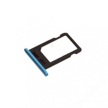 sim tálca iPhone 5C kék