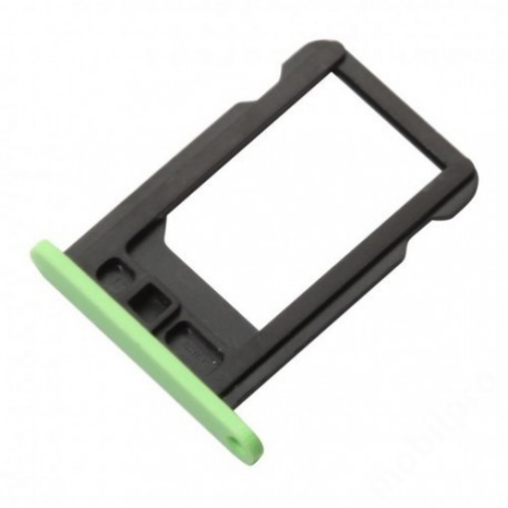 sim tálca iPhone 5C zöld