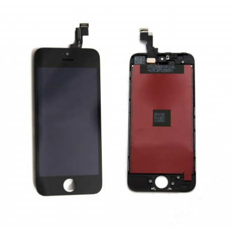 LCD iPhone SE fekete AAA