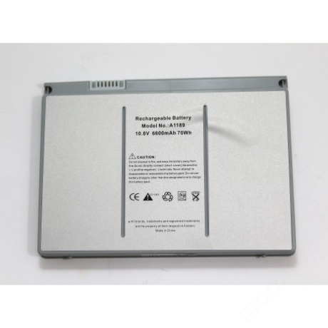 "akkumulátor macbook Pro 17"" (nem unibody) A1189"