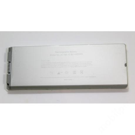 "akkumulátor macbook Pro 13"" alu fehér A1185"