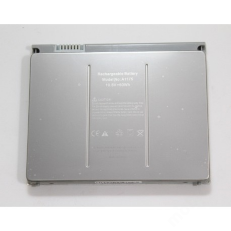 "akkumulátor macbook Pro 15"" alu ezüst (nem unibody) A1175"