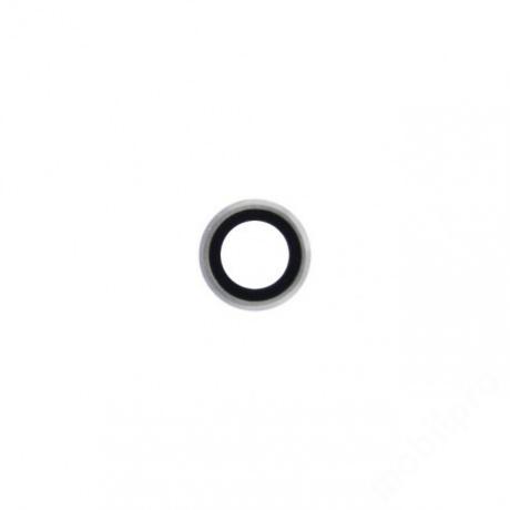 kameralencse üveg iPhone 6S fehér