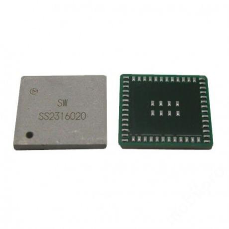 IC érintő iPhone 6 ezüst rész