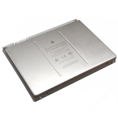 "akkumulátor macbook Pro 15"" ezüst A1175"