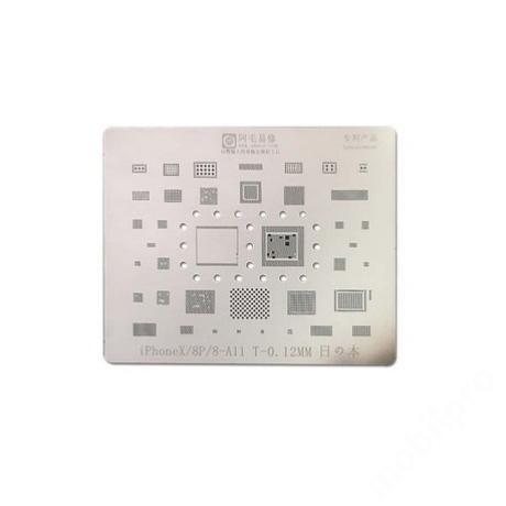 szerszám - BGA lemez iPhone 8 Plus