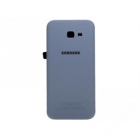 hátlap Samsung A520 A5 2017 kék ORG GH82-13638C !AKCIÓS!