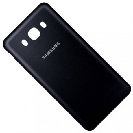 hátlap Samsung J710 J7 2016 fekete ORG GH98-39386B
