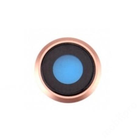 kameralencse üveg iPhone 8 arany