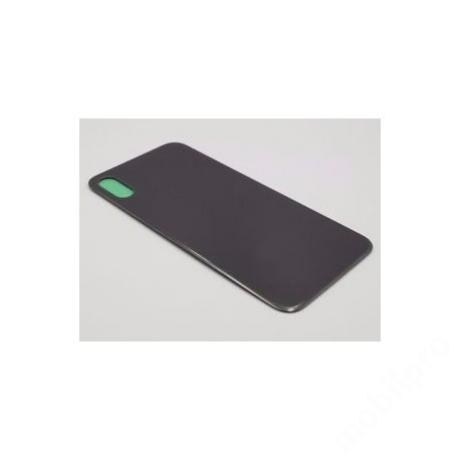 hátlap iPhone X fekete logo nélkül