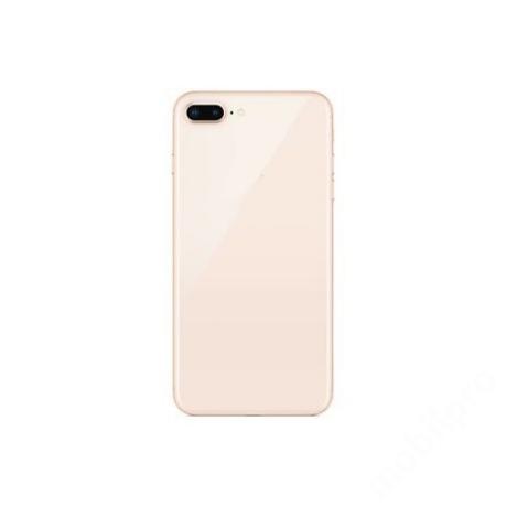 hátlap iPhone 8 Plus arany logo nélkül