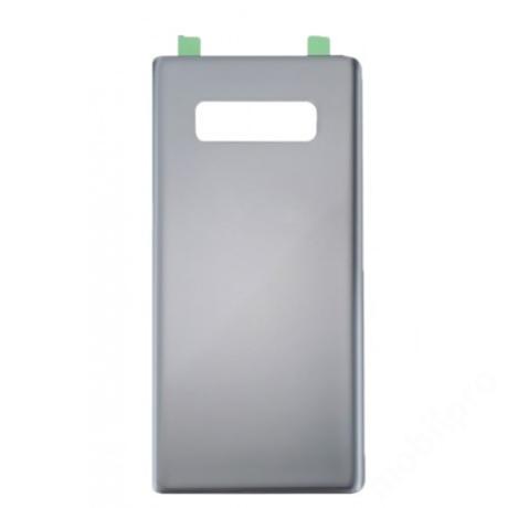 hátlap Samsung N950 Note 8 ezüst logo nélkül