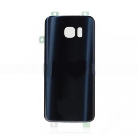 hátlap Samsung G935 S7 Edge fekete logo nélkül