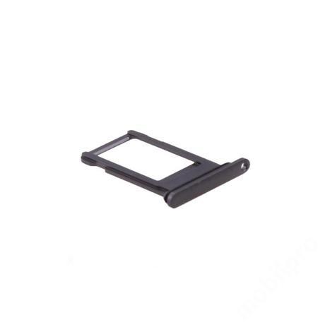 sim tálca iPhone 8 Plus fekete