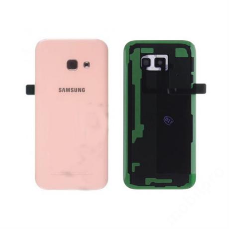 hátlap Samsung A520 A5 2017 pink ORG !AKCIÓS!