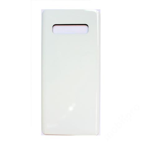 hátlap Samsung G975 S10 Plus fehér logo nélkül
