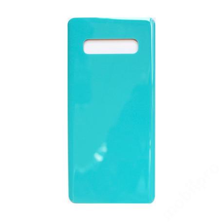 hátlap Samsung G975 S10 Plus zöld logo nélkül