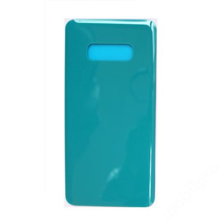 hátlap Samsung G970 S10 Edge zöld logo nélkül