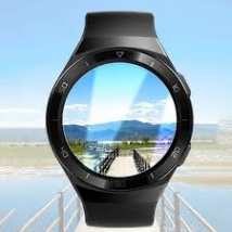 védőfólia 3D Huawei Watch GT2e