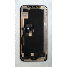 LCD kijelző iPhone XS fekete ORG