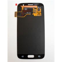 LCD Kijelző Samsung G930 S7 fekete GH97-18523A
