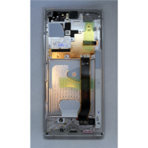 LCD Kijelző Samsung N985 Note 20 Ultra fehér ORG GH82-23511C GH82-23622C