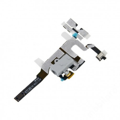 audioflex iPhone 4S fehér !AKCIÓS!