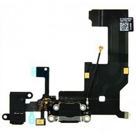 dockflex + audioflex iPhone 5 fekete