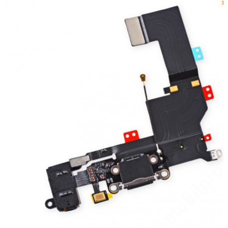dockflex + audioflex iPhone 5S fekete