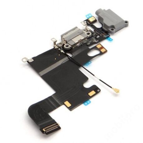 dockflex + audioflex iPhone 6 fekete