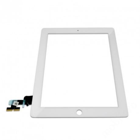 előlap iPad 2 fehér ORG