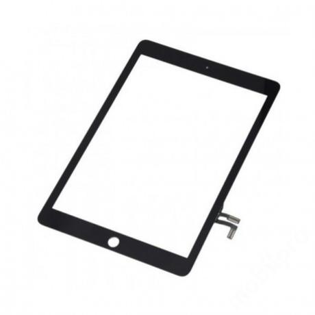 előlap iPad Air fekete