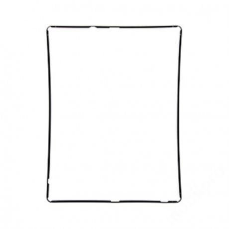 előlap keret iPad 3 - iPad 4 fekete